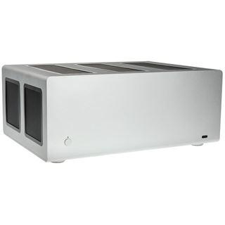 Streacom F12C Desktop ohne Netzteil silber