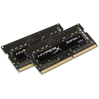 8GB HyperX Impact DDR4-2133 SO-DIMM CL13 Dual Kit