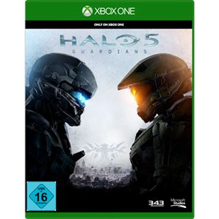 Microsoft Xbox One Spiel Halo 5 Guardians (USK 16)