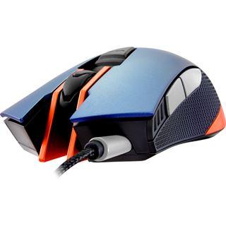 Cougar 550M Optical Gaming USB blau/orange (kabelgebunden)
