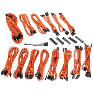 BitFenix Alchemy 2.0 PSU Cable Kit, CMR-Series - orange