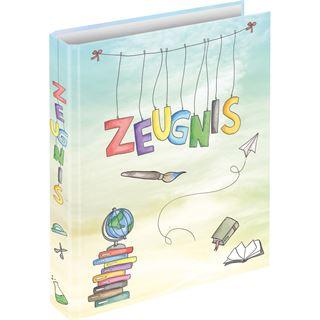 "RNK Verlag Zeugnisringbuch ""Schooldoodle"" DIN A4"