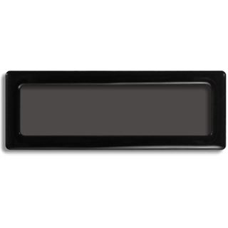DEMCiflex Staubfilter Fractal Design R5 Rear (klein) - schwarz/schwarz