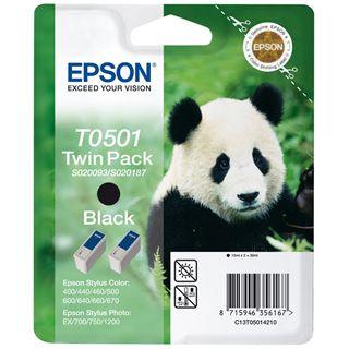Epson Tinte T0501 C13T05014210 schwarz