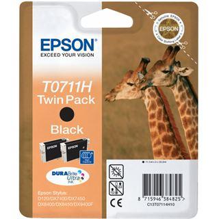 Epson Tinte T0711 C13T07114H10 schwarz