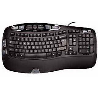 Logitech Wave Keyboard (DE)