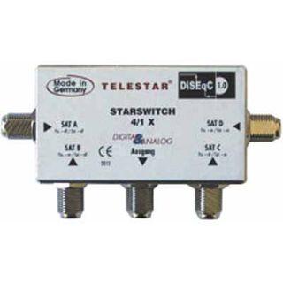 Telestar DiSEqC-Positionsumschalter 4/1 im Ge