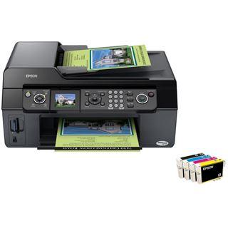 Epson Stylus DX9400F A4 5760x1440dpi Color T
