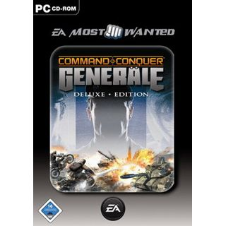 Command & Conquer Generäle Deluxe Edition (PC)