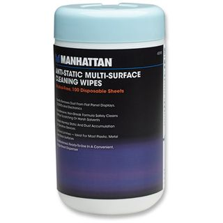 MANHATTAN Cleaning Kit - Cleaning Wipes 100 sheets