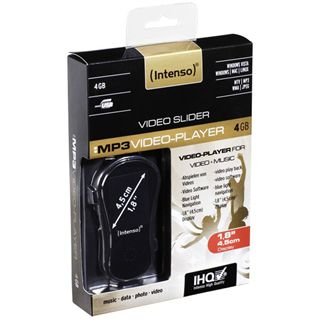 4GB Intenso Video Slider