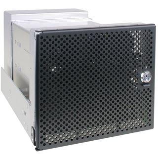 "Lian Li Hot Swap Wechselrahmen für 3x 3.5"" Festplatten (EX-H33SB)"