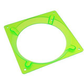 Bitspower FAN ADAPTER 140mm auf 120mm - UV green
