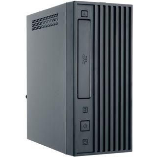 Chieftec Uni BT-02B ITX Tower 180 Watt schwarz
