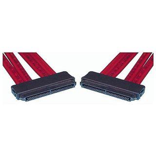 (€37,80*/1m) 0.50m Good Connections SAS 3Gb/s Anschlusskabel SFF-8484 Stecker auf SFF-8484 Stecker Rot