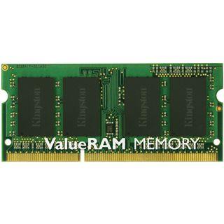 2GB Kingston Value DDR3-1066 SO-DIMM CL9 Single