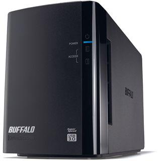 """4000GB Buffalo Elements Desktop New HD-WL4TU3R1-EU 3.5"""" (8.9cm) USB 3.0 schwarz"""