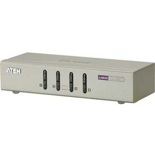 ATEN Technology CS74U 4-fach Desktop KVM-Switch