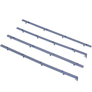 BitFenix Mesh-Stripes dunkelblau Blenden für Shinobi (BFC-SNB-150-DBX-SP)