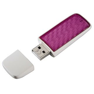 "4 GB Hama FlashPen ""Flatter"" pink USB 2.0"