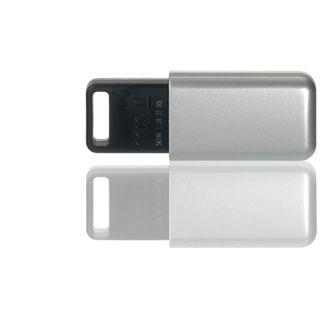 16 GB Freecom DataBar schwarz/silber USB 2.0