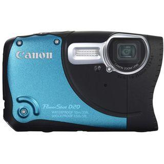 Canon PowerShot D20 schwarz/türkis