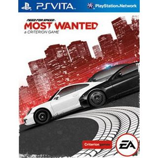 Need for Speed Most Wanted 2012 Limited Edition (PSVita)