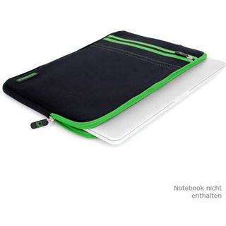 "CoolBananas RainSuit Stripes grün für MacBook Pro 13"" (33,02cm)"