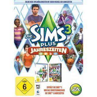 Die Sims 3 plus Jahreszeiten Limited Edition PC + MAC