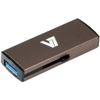 8 GB V7 grau USB 3.0