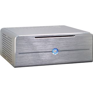Inter-Tech Mini ITX E-i7 ITX Tower 90 Watt silber