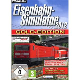 rondomedia Eisenbahn-Simulator 2012 Gold-Edition (PC)