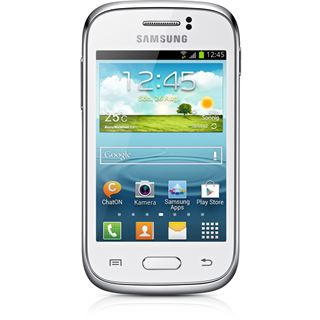 Samsung Galaxy Young 4 GB weiß