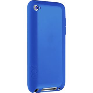 ICU Design Shield T4 Opaque Blue: TPU Case for Apple iPod Touch 4G