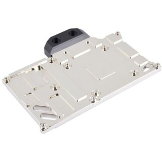 Aqua Computer kryographics vernickelte Ausführung Full Cover VGA Kühler