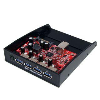 """Startech 4x USB 3.0 Front Panel für 3,5"""" (35BAYUSB3S4)"""