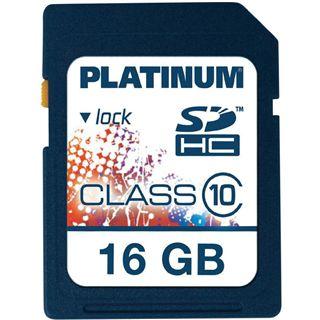 16 GB Platinum BestMedia SDHC Class 10 Retail