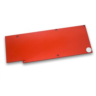 EK Water Blocks FC R9 290X rot Backplate für Radeon R9 290X (3831109868881)