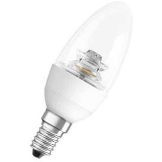 Osram LED Superstar Classic B40 6W Klar E14 A+
