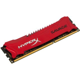 4GB HyperX Savage rot DDR3-2133 DIMM CL11 Single
