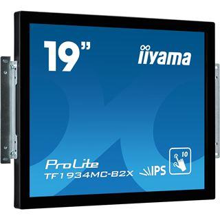 "19"" (48,26cm) iiyama ProLite TF1934MC-B2X Touch schwarz 1280x1024 1xDVI / 1xVGA"