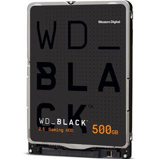 "500GB WD Black Mobile WD5000LPLX 32MB 2.5"" (6.4cm) SATA 6Gb/s"