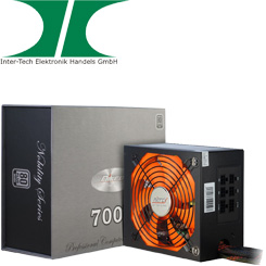 Coba Nitrox Nobility 700W Netzteil - High End Netzteil höchster Qualität