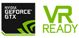 Nvidia GeForce GTX 10 - VR Ready!